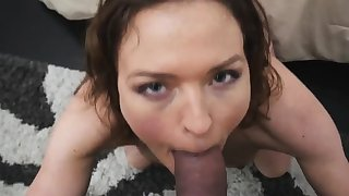 Big titty milf and duddy's step daughter Krissy Lynn in The