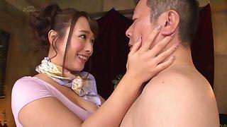Shiraishi Mina Rina Rich Bellox Kiss The Nipple Licking Esthetic Salon