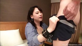 Fucking at one's disposal home with chubby Japanese amateur tot Hoshino Hibiki