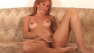 Perishable mature amateur redhead fucking her husband