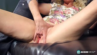 Val's Back For Anal! - 50PlusMilfs